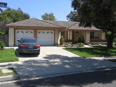 Oxnard Single Family Home For Sale: 2054 Fauna Drive