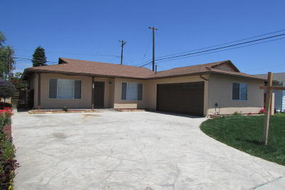 Oxnard Single Family Home For Sale: 415 Tangerine Place