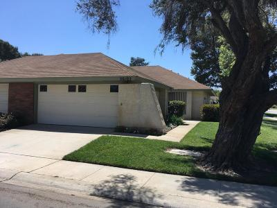 Camarillo Single Family Home For Sale: 26102 Village 26