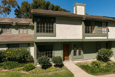 Oxnard Single Family Home Active Under Contract: 3452 Olds Road