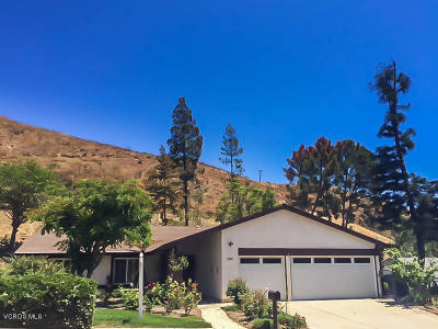 Ventura Single Family Home For Sale: 1474 Via Arroyo