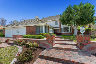 Agoura Hills Single Family Home For Sale: 5826 Stonecrest Drive