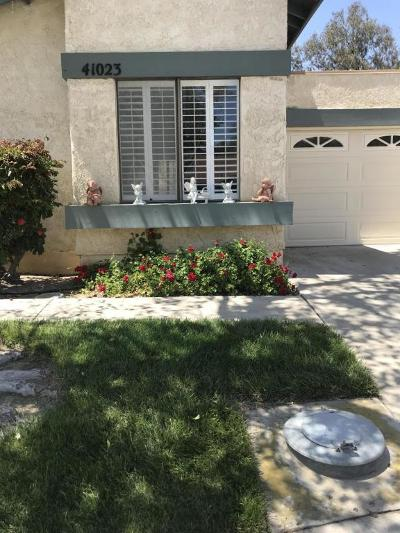 Camarillo Single Family Home For Sale: 41023 Village 41