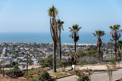 Ventura Residential Lots & Land For Sale: 1878 Hillcrest Drive