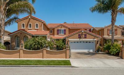 Oxnard Single Family Home For Sale: 1314 Evita Place