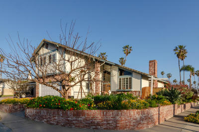 Ventura Single Family Home Active Under Contract: 1098 Dolphin Court