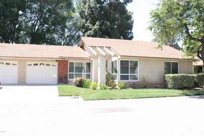 Camarillo Single Family Home For Sale: 7133 Village 7