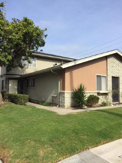 Port Hueneme Single Family Home Active Under Contract: 2681 Anchor Avenue