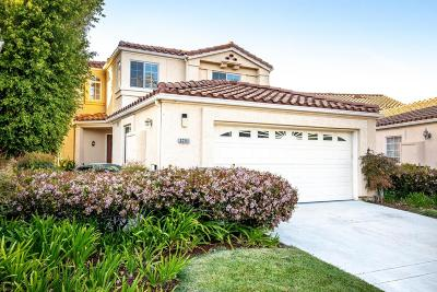 Oxnard Single Family Home Active Under Contract: 2251 Eastridge Trail