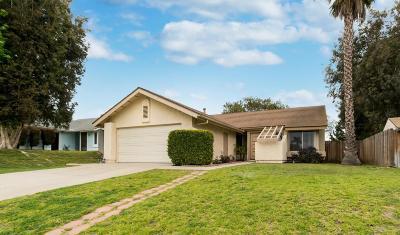 Camarillo Single Family Home Active Under Contract: 1808 Harvest Lane