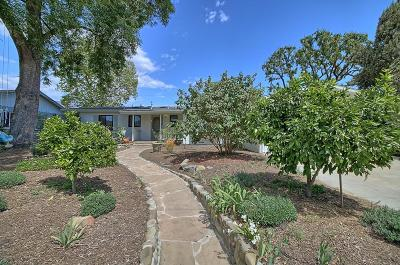 Ojai Single Family Home Active Under Contract: 1006 Mercer Avenue