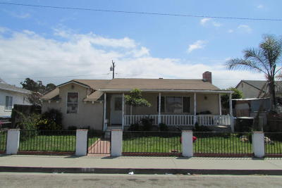 Oxnard Single Family Home For Sale: 150 Wilson Avenue