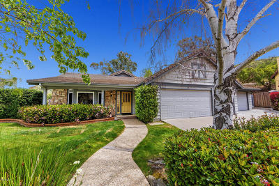 Newbury Park Single Family Home Active Under Contract: 3579 Claybourne Court