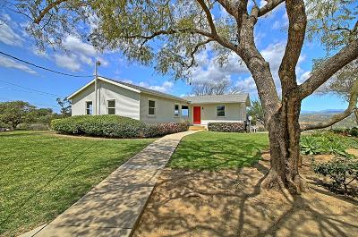 Moorpark Single Family Home Active Under Contract: 10763 Ternez Drive