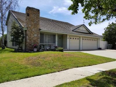 Thousand Oaks Single Family Home Active Under Contract: 14 Magellan Street