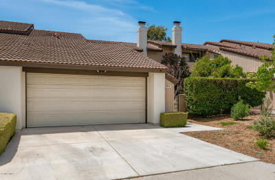 Ventura Single Family Home Active Under Contract: 10394 Boulder Court