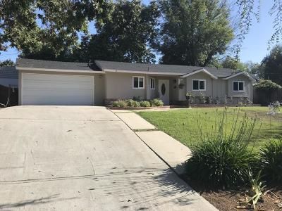 Thousand Oaks Single Family Home Active Under Contract: 1320 Calle Pensamiento