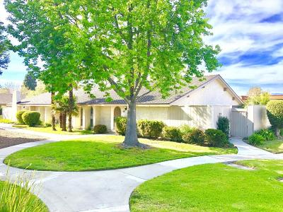 Oxnard Single Family Home Active Under Contract: 254 W Vineyard Avenue