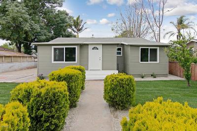 Single Family Home For Sale: 117 S Lomita Avenue