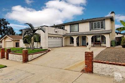 Simi Valley Single Family Home Active Under Contract: 2621 Bancock Street