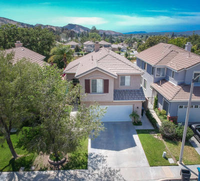 Simi Valley Single Family Home For Sale: 1645 Cody Avenue