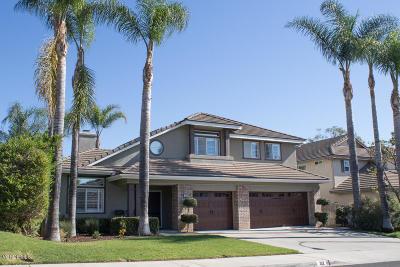 Ventura Single Family Home Active Under Contract: 312 San Francisco Avenue