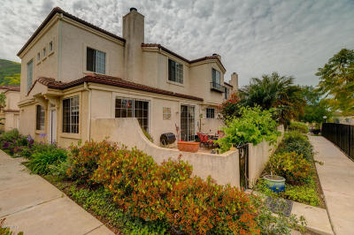 Ventura Single Family Home For Sale: 752 Seneca Street