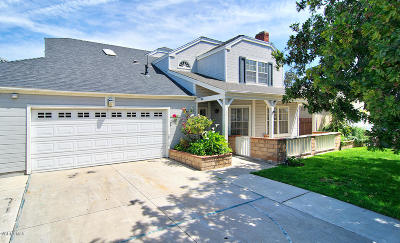 Oxnard Single Family Home Active Under Contract: 1510 Pisco Lane
