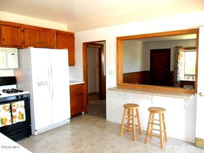 Ventura Single Family Home Active Under Contract: 321 Fraser Lane