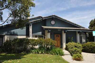 Port Hueneme Single Family Home For Sale: 2634 Hurricane Cove