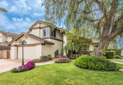 Moorpark Single Family Home For Sale: 11510 Wildflower Court