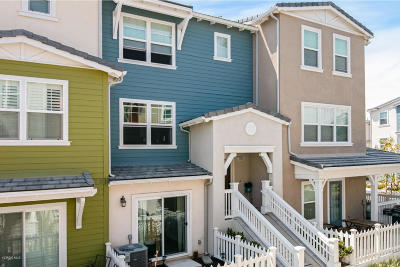Oxnard Single Family Home For Sale: 3660 Islander Walk