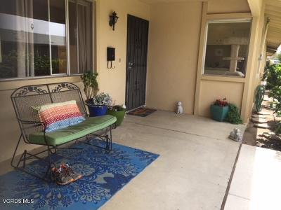 Port Hueneme Single Family Home For Sale: 33 W Garden Green