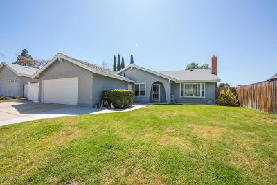 Simi Valley Single Family Home For Sale: 843 Ashford Street