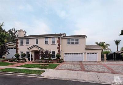 Simi Valley Single Family Home For Sale: 87 Wildlife Drive