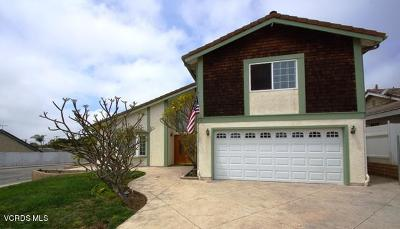 Ventura Single Family Home For Sale: 2185 S Hill Road