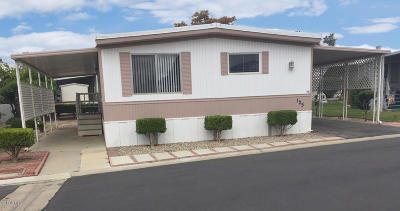 Ventura Mobile Home For Sale: 125 Lilac Way