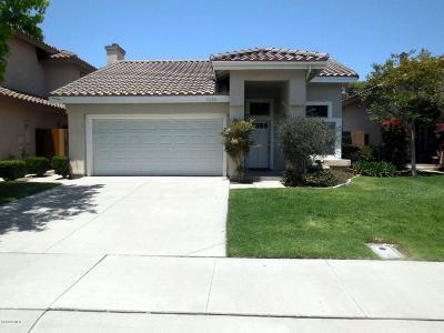 Camarillo Single Family Home For Sale: 5059 Ladera Vista Drive
