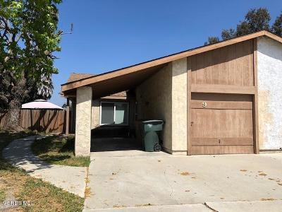 Camarillo Single Family Home For Sale: 9 Abrazo Drive