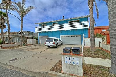 Oxnard Multi Family Home Active Under Contract: 4941 Catamaran Street