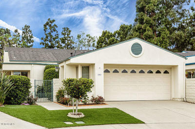 Ventura Single Family Home For Sale: 865 Garnet Avenue