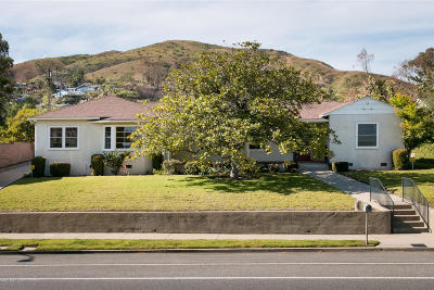 Ventura Single Family Home For Sale: 2685 Poli Street
