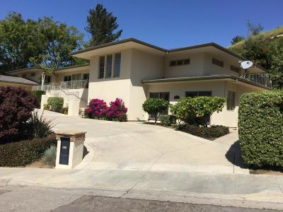 Ventura Single Family Home For Sale: 5933 Plainview Street