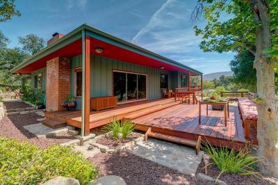 Ojai Single Family Home Active Under Contract: 4725 Grand Avenue