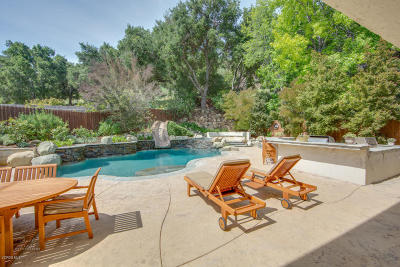 Santa Paula Single Family Home For Sale: 1024 Beech Drive