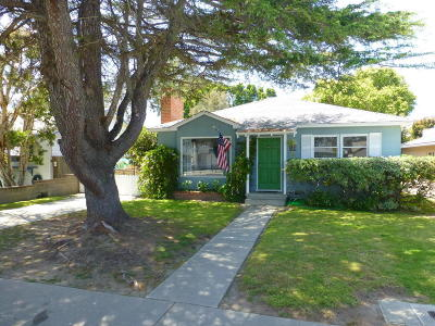 Port Hueneme Single Family Home Active Under Contract: 253 5th Street