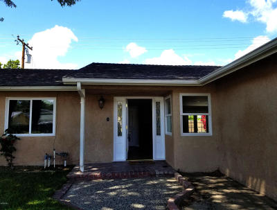 Simi Valley Single Family Home For Sale: 1589 Edmund Street