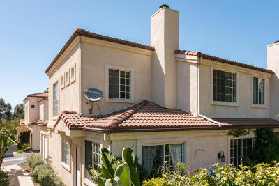 Ventura Single Family Home Active Under Contract: 758 Nocumi Street