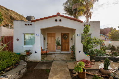 Ventura Single Family Home Active Under Contract: 362 Comstock Drive #364