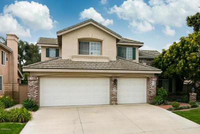 Oxnard Single Family Home For Sale: 2339 Eagle Creek Lane